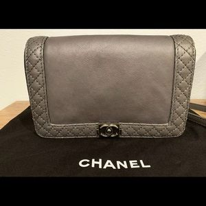 Chanel Boy Small Reverso